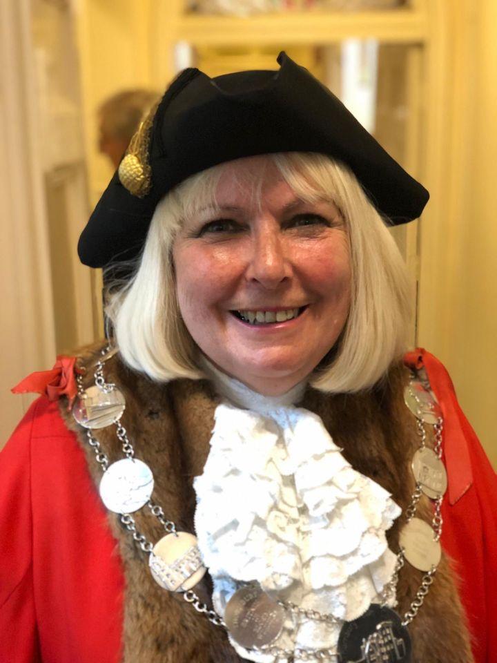 Thornbury Town Mayor